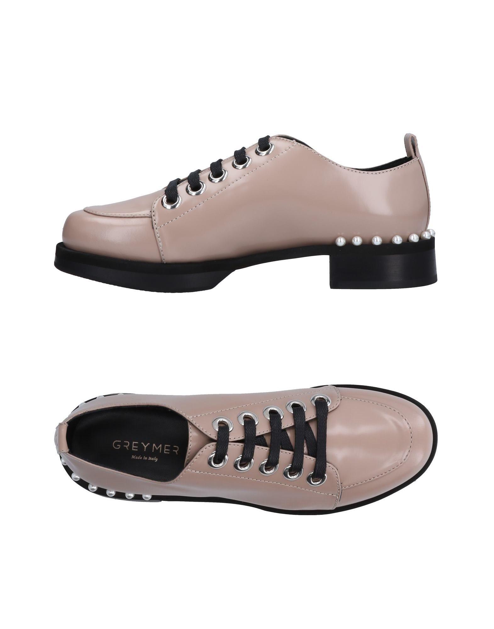 GREY MER Обувь на шнурках grey mer обувь на шнурках