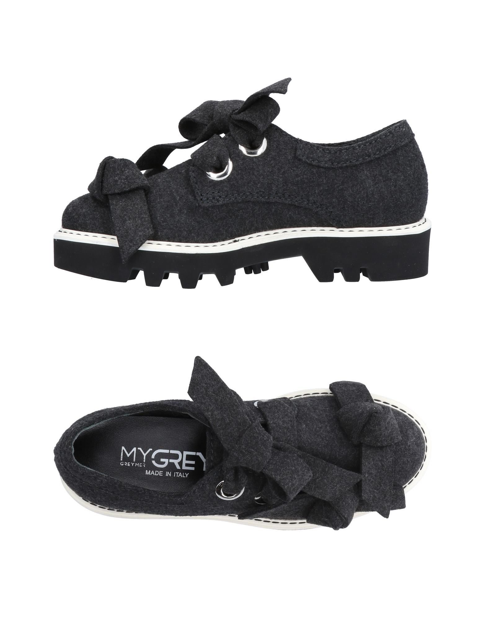 MY GREY Обувь на шнурках grey mer обувь на шнурках