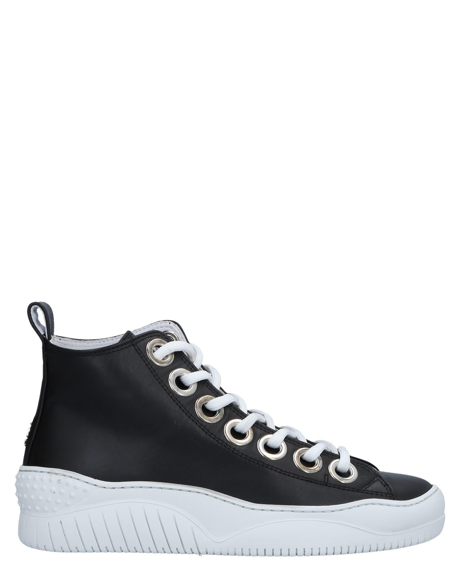 N°21 Высокие кеды и кроссовки