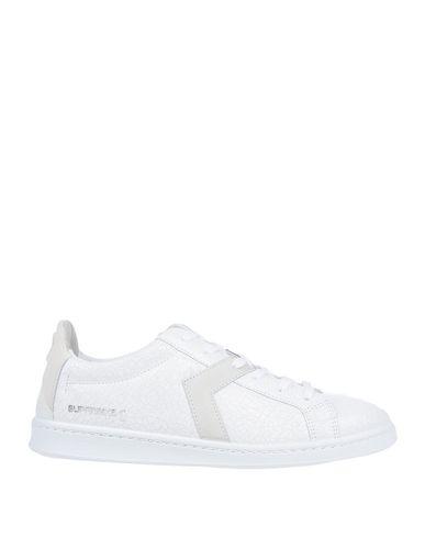 Купить Низкие кеды и кроссовки от SUPERBIKE белого цвета