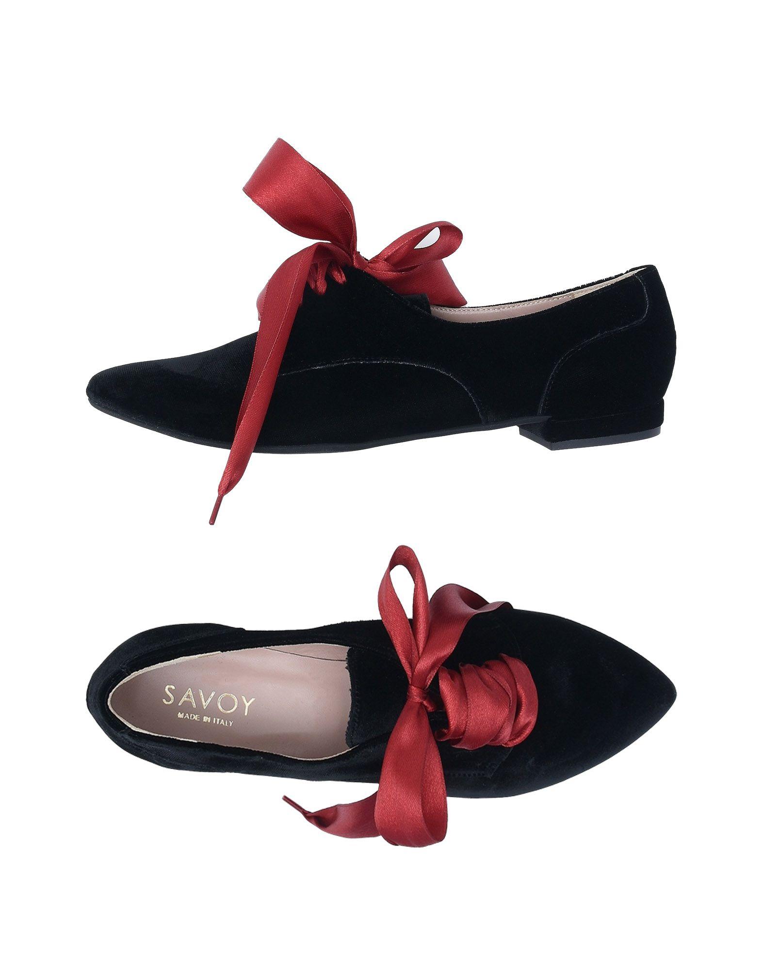 Фото - SAVOY Обувь на шнурках обувь на высокой платформе dkny