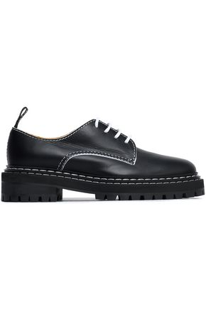 PROENZA SCHOULER Leather brogues