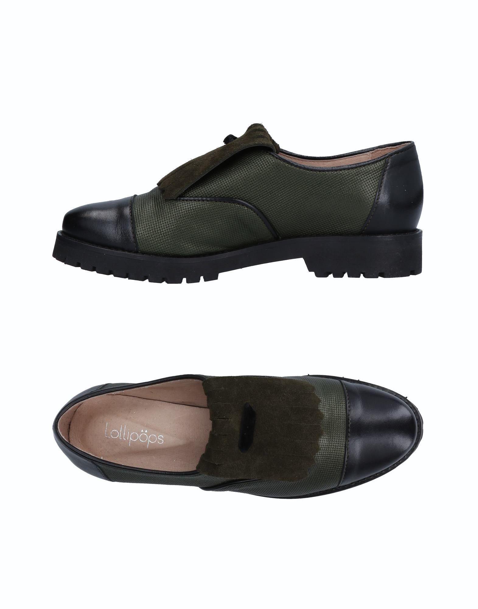 LOLLIPOPS Обувь на шнурках цена