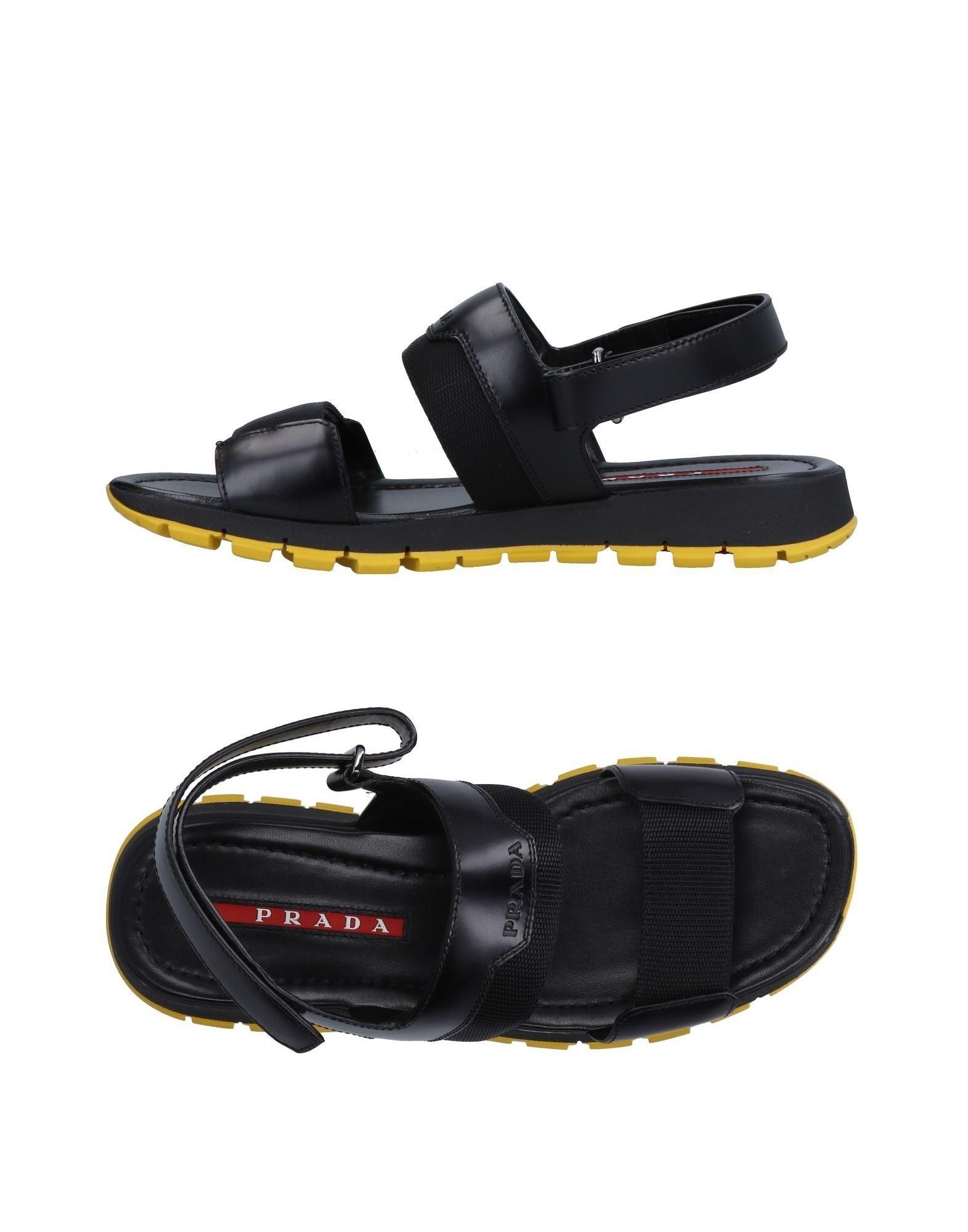 PRADA SPORT Сандалии спортивные сандалии sport shoes