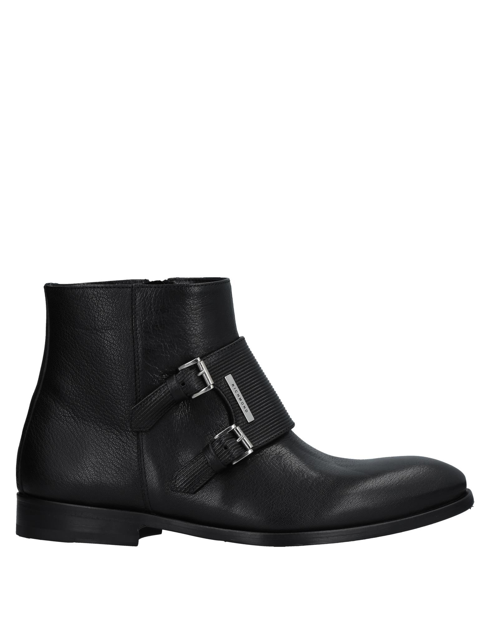 RICHMOND Boots in Black