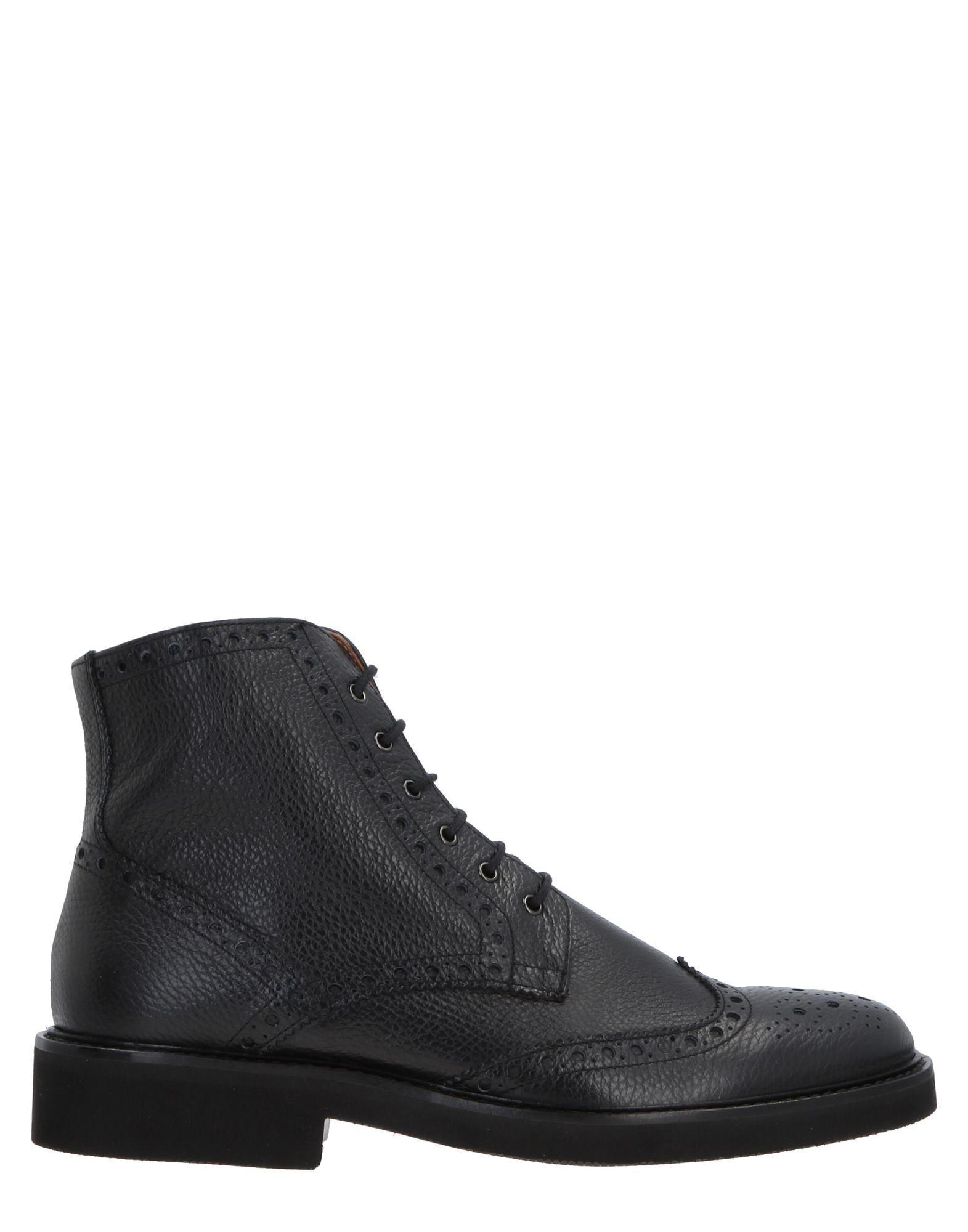 ROBERTO BOTTICELLI Boots in Black