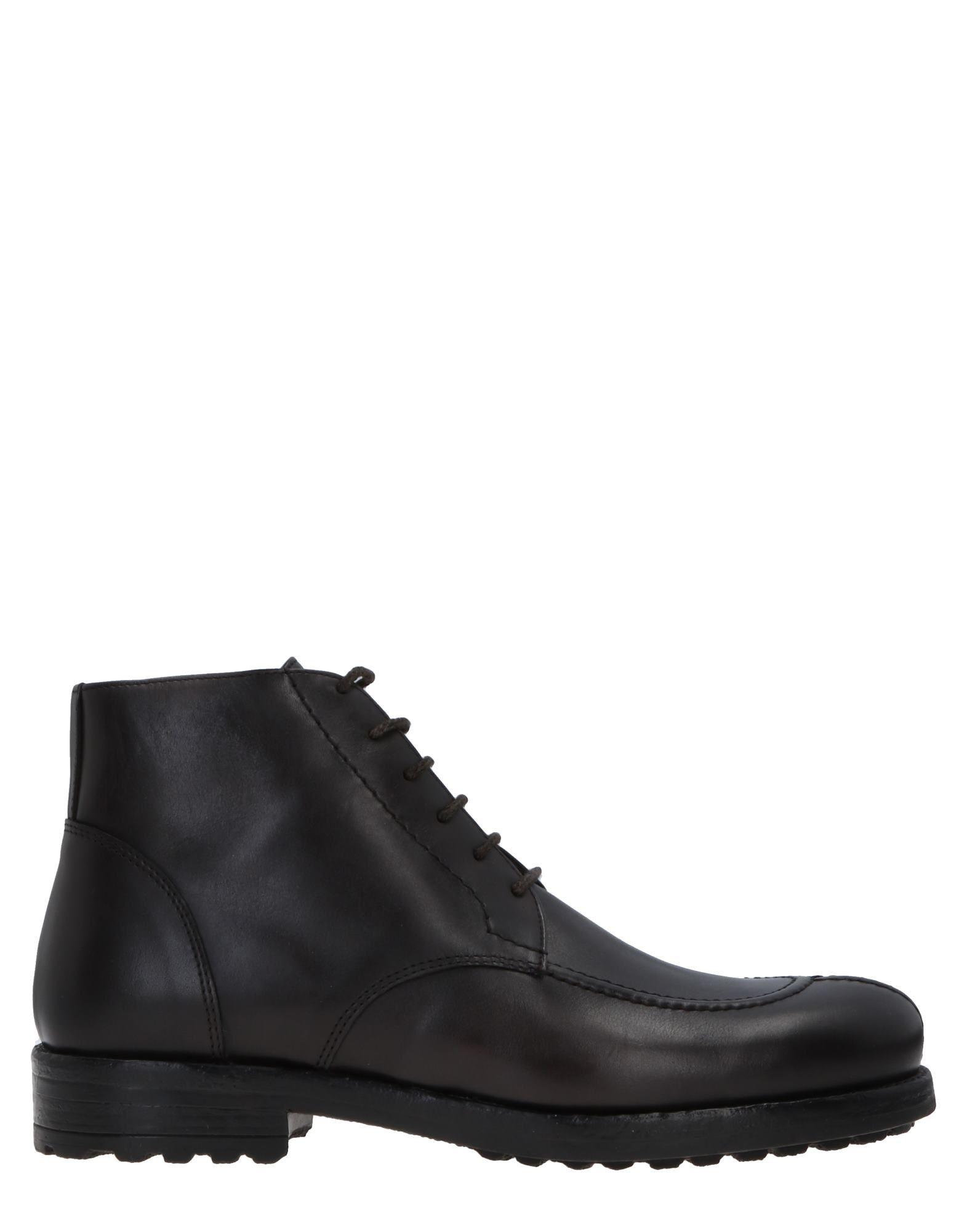 ROBERTO BOTTICELLI Boots in Dark Brown