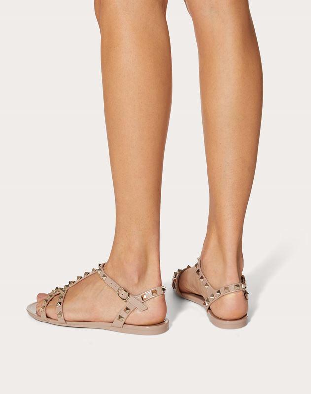 Резиновые сандалии Rockstud