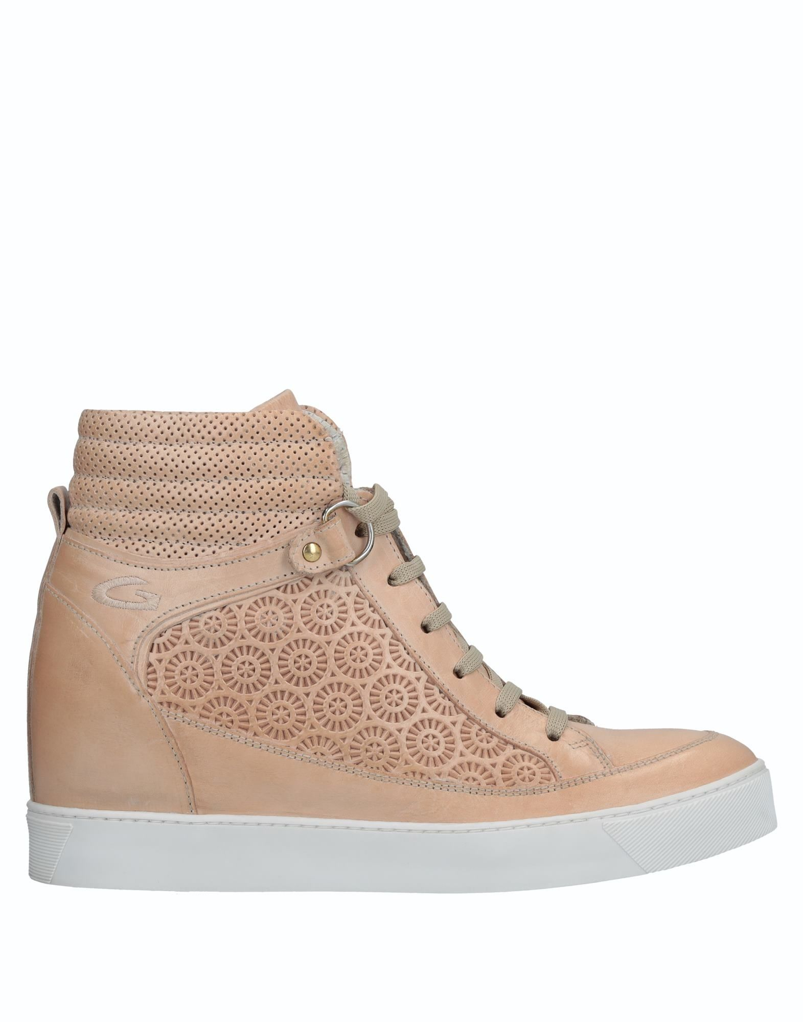 ALBERTO GUARDIANI Sneakers in Sand