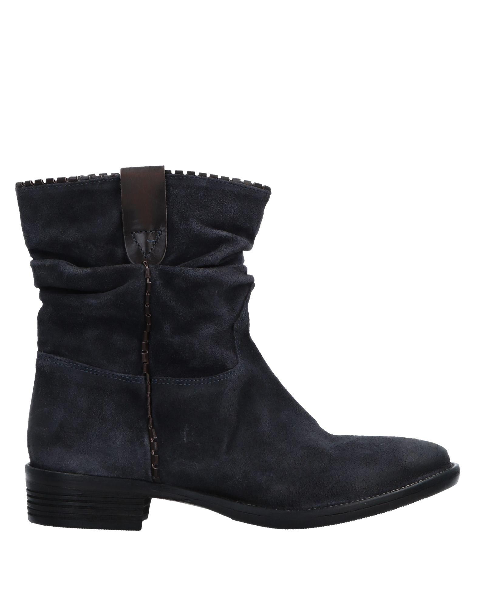 HUNDRED 100 Ankle Boot in Slate Blue