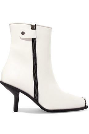 STELLA McCARTNEY Faux leather ankle boots 3bb25f538