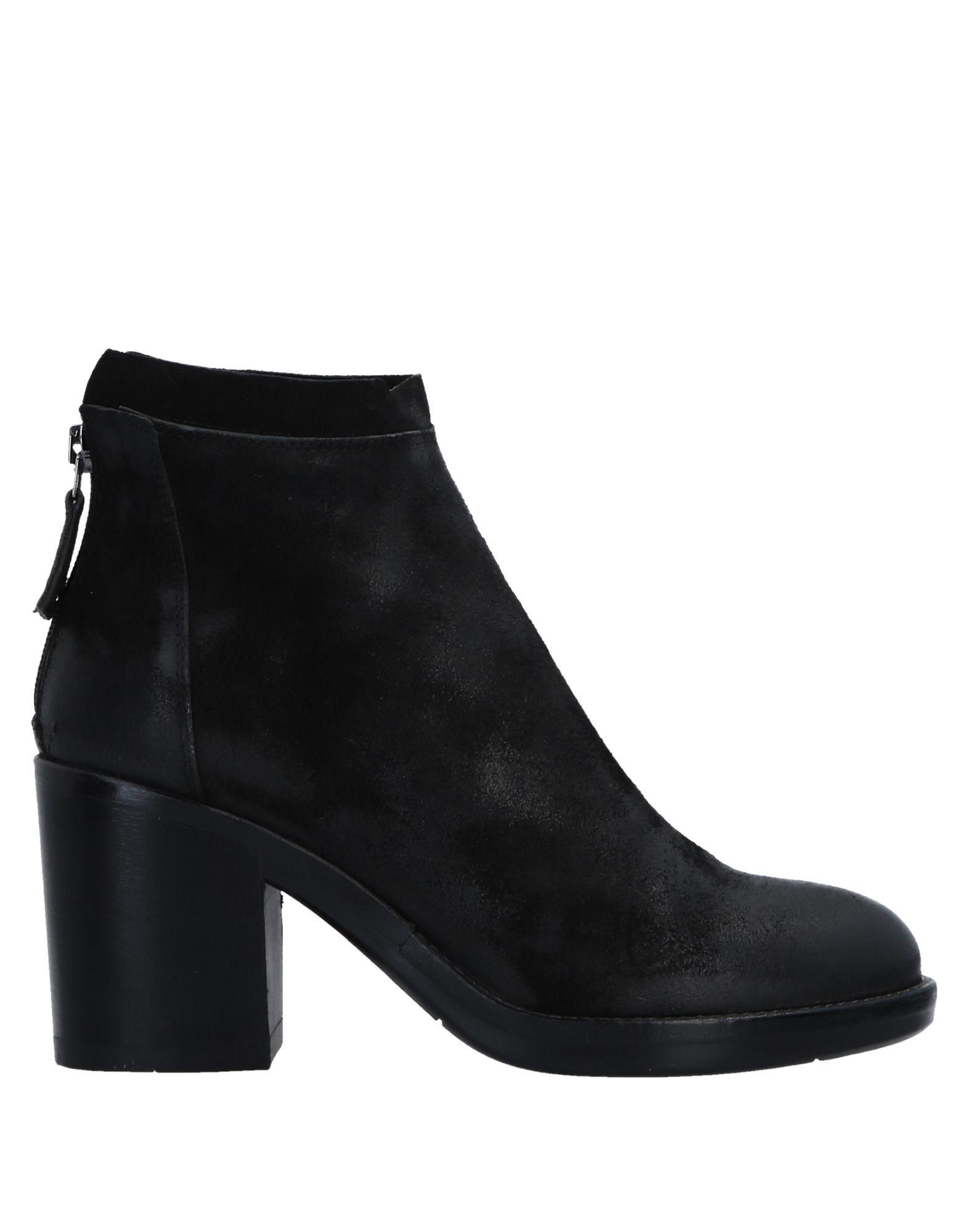 HUNDRED 100 Ankle Boot in Black