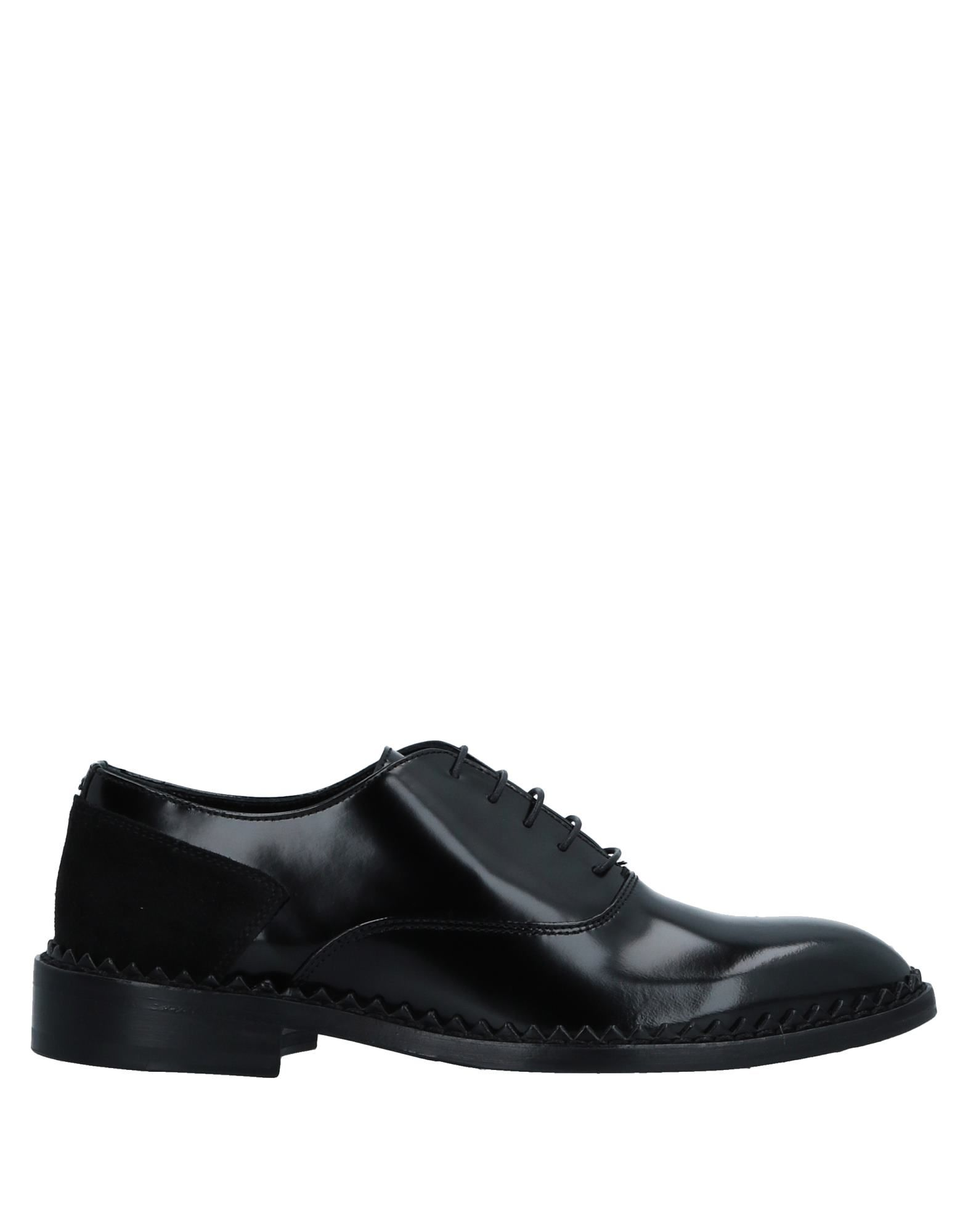 JOHN GALLIANO Обувь на шнурках цены онлайн