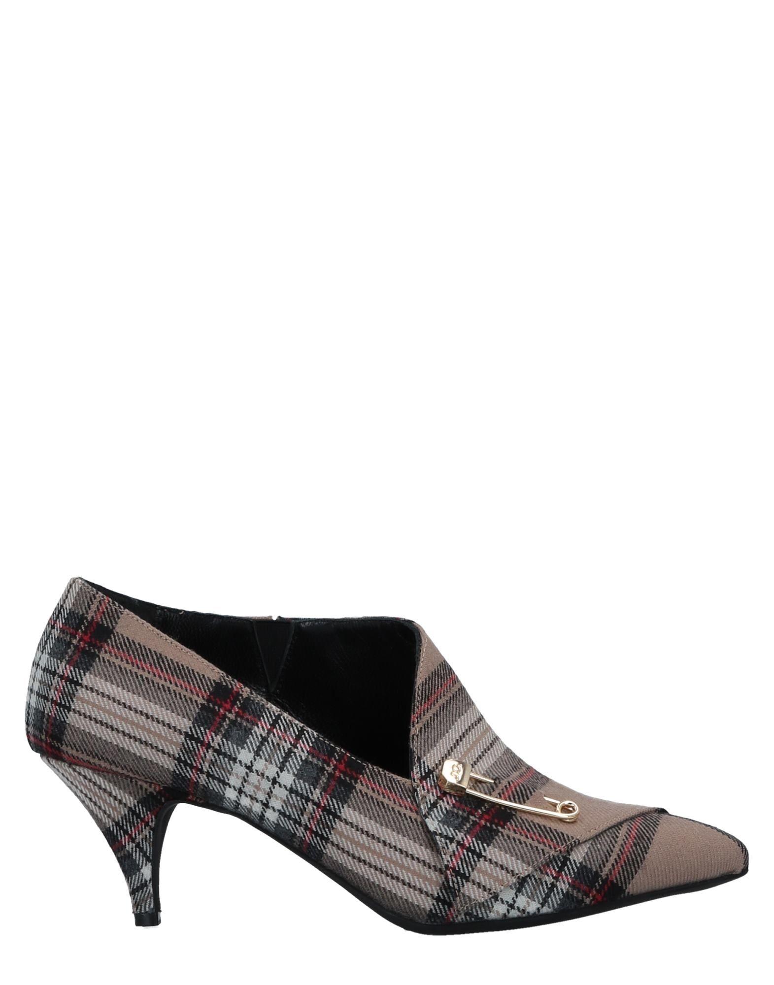 Фото - JOHN GALLIANO Ботинки брошь blucome bijouteria esmaltes 7106100495