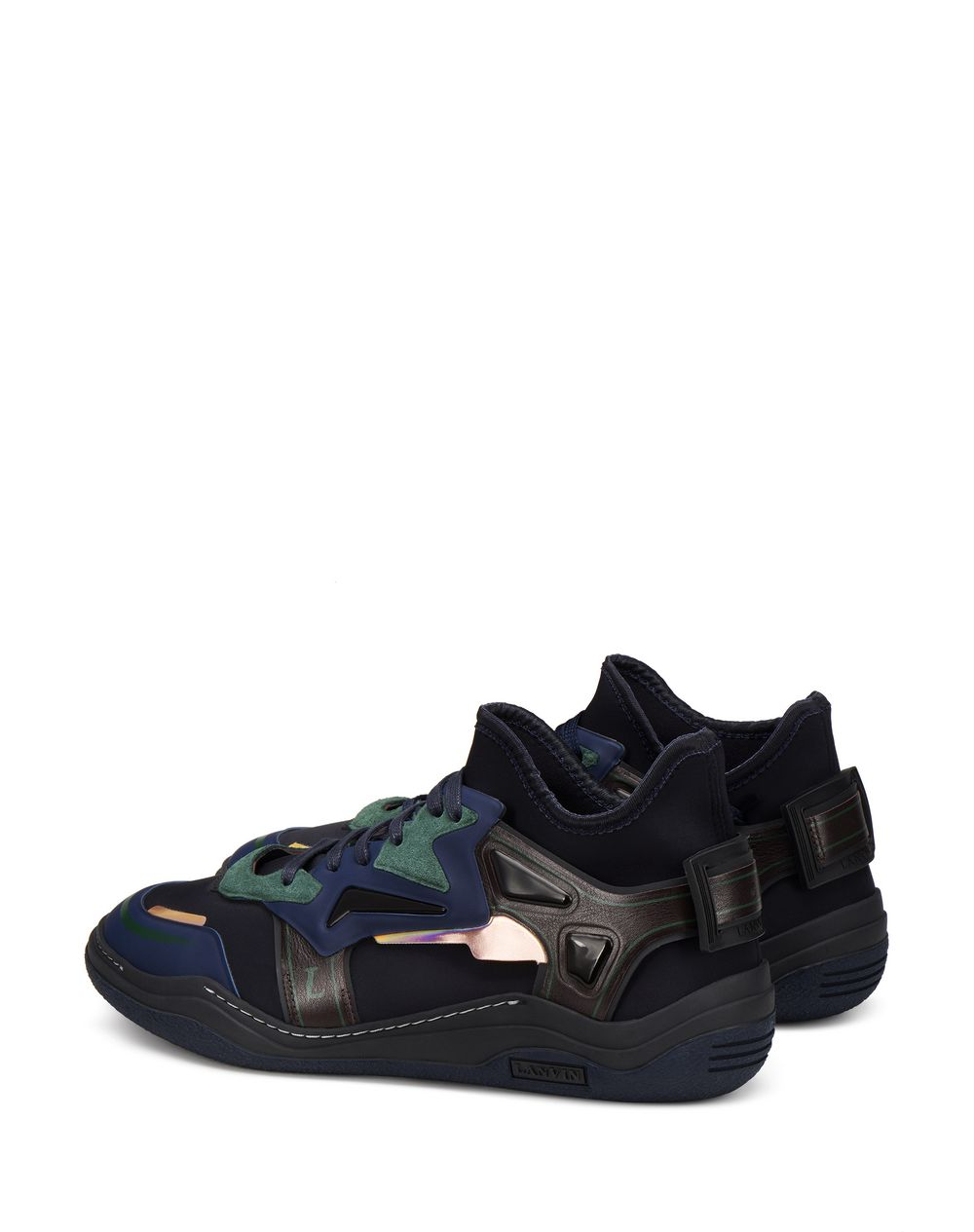MID-TOP NEOPRENE DIVING SNEAKER - Lanvin