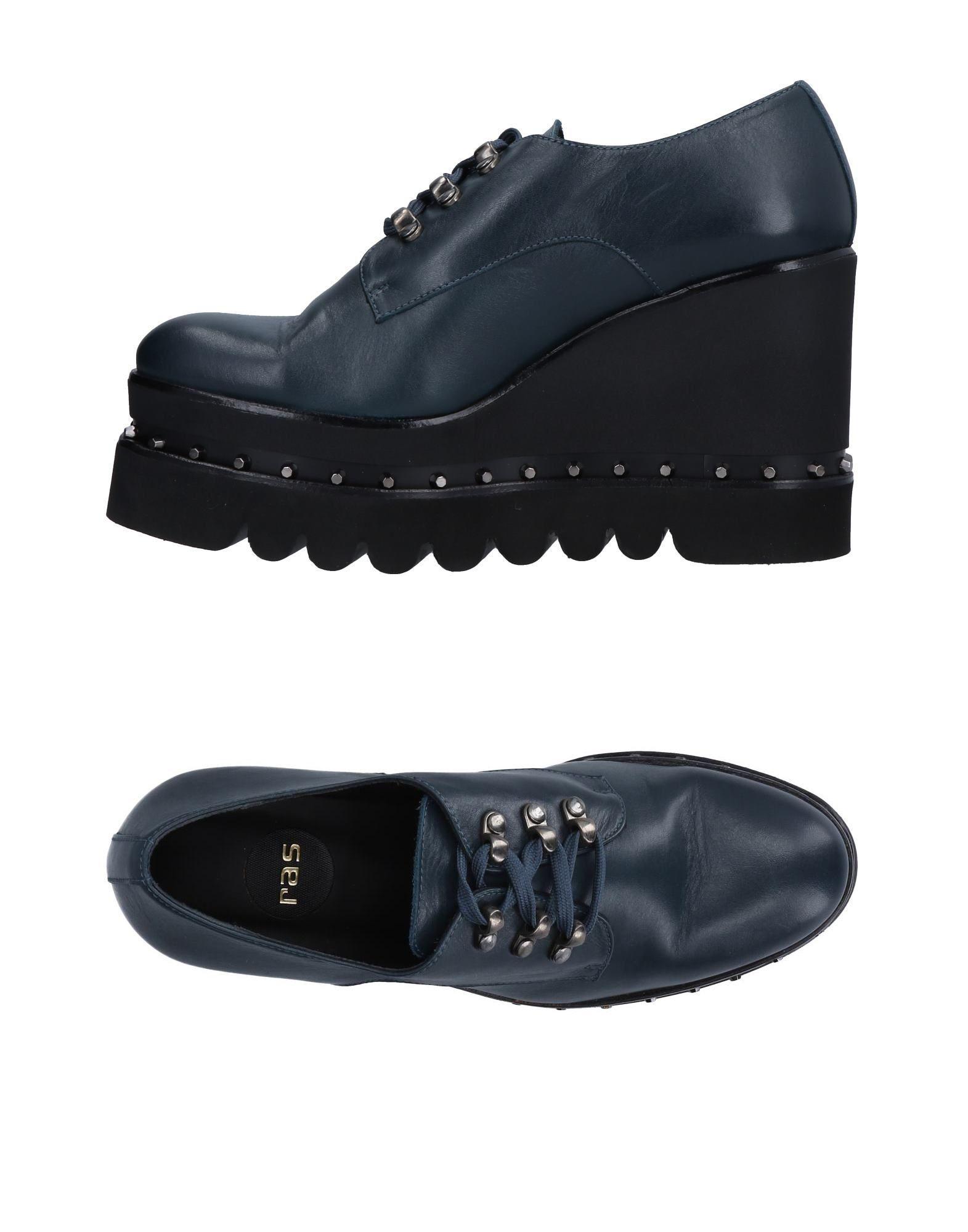 Фото - RAS Обувь на шнурках обувь на высокой платформе dkny