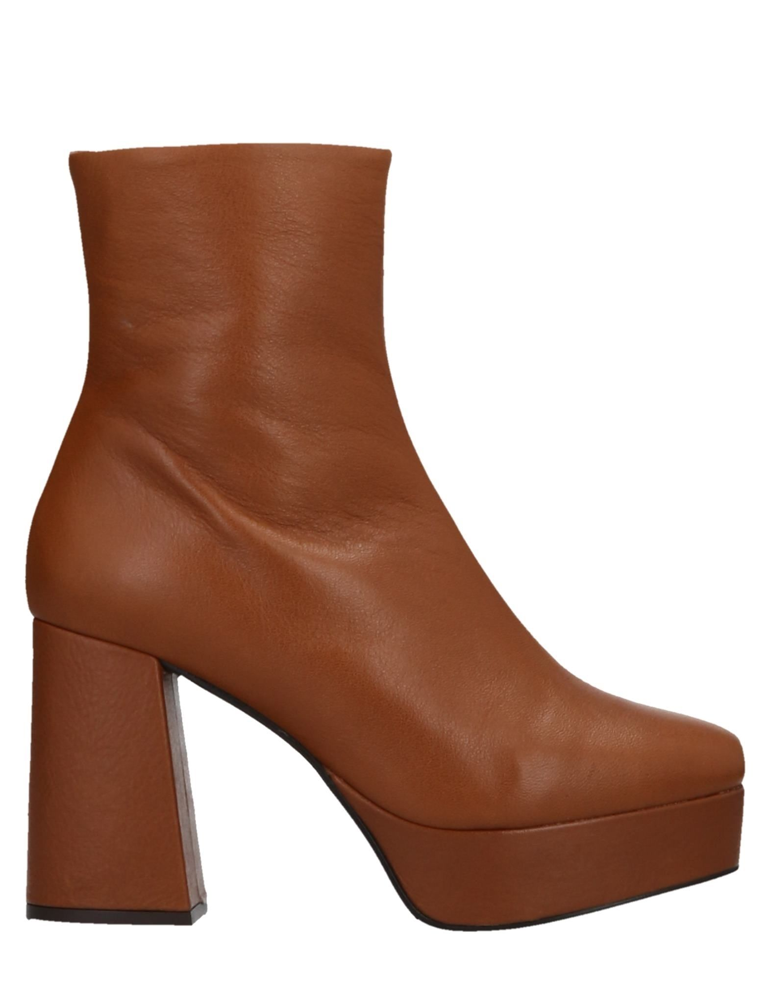 CROSS WALK Полусапоги и высокие ботинки цены онлайн