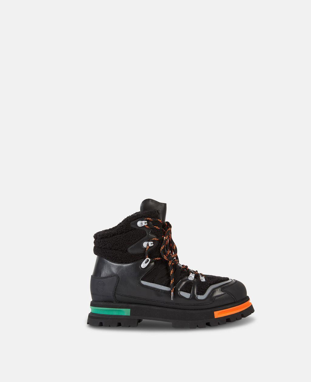 Stella Mccartney Black Mountain Boots