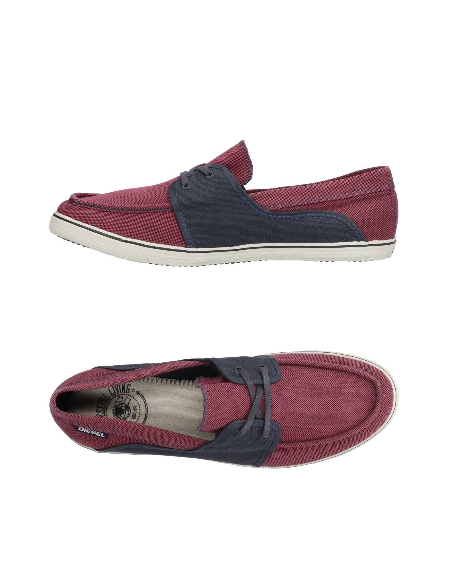 DIESEL Мокасины diesel туфли