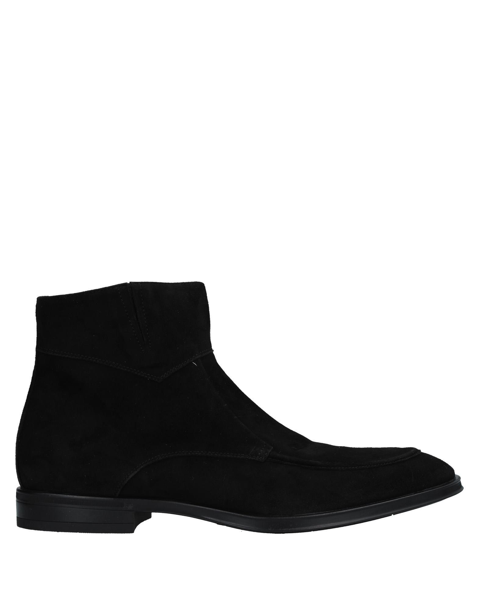 GIOVANNI CONTI Boots in Black