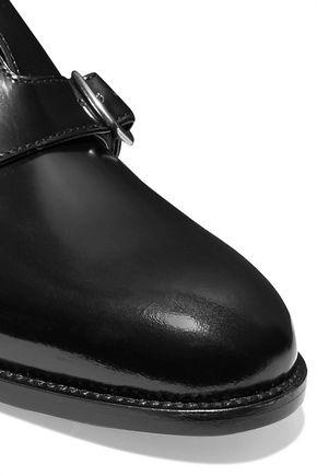 SAINT LAURENT Dare 25 leather brogues