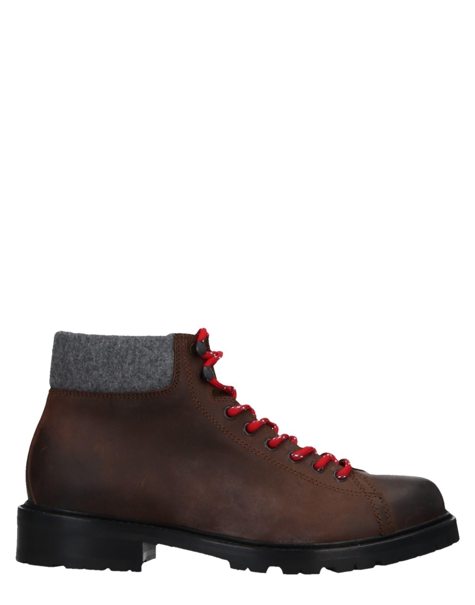 CORNELIANI ID Полусапоги и высокие ботинки ботинки id collection id collection id384amwwk67
