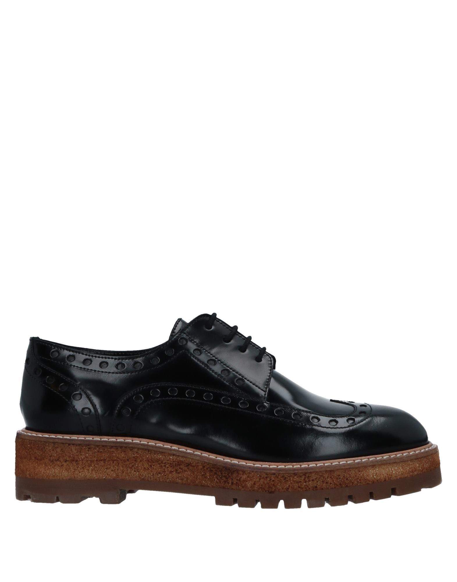 где купить LE BLE Обувь на шнурках по лучшей цене