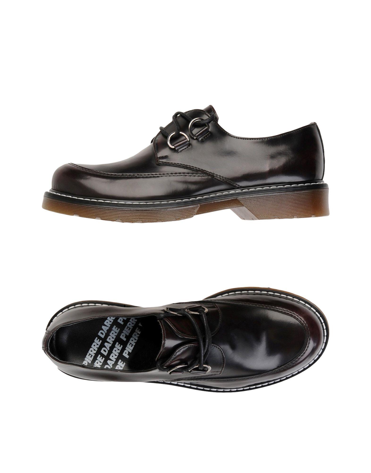 Фото - PIERRE DARRÉ Обувь на шнурках обувь на высокой платформе dkny