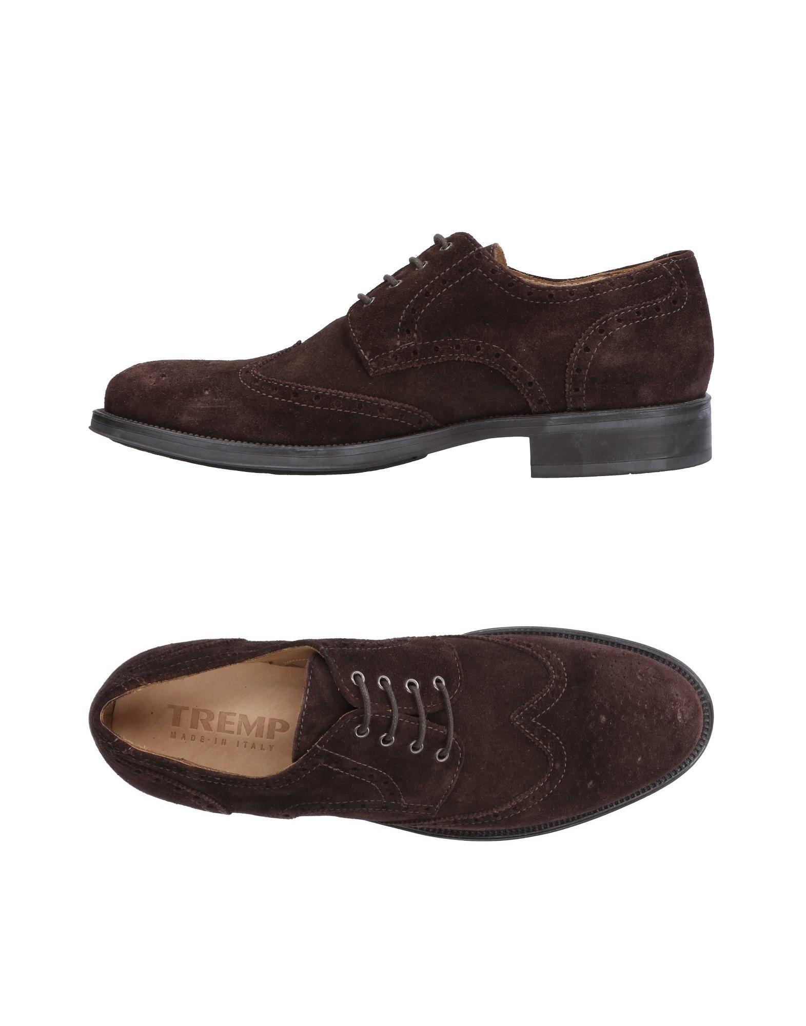TREMP Обувь на шнурках tremp сапоги