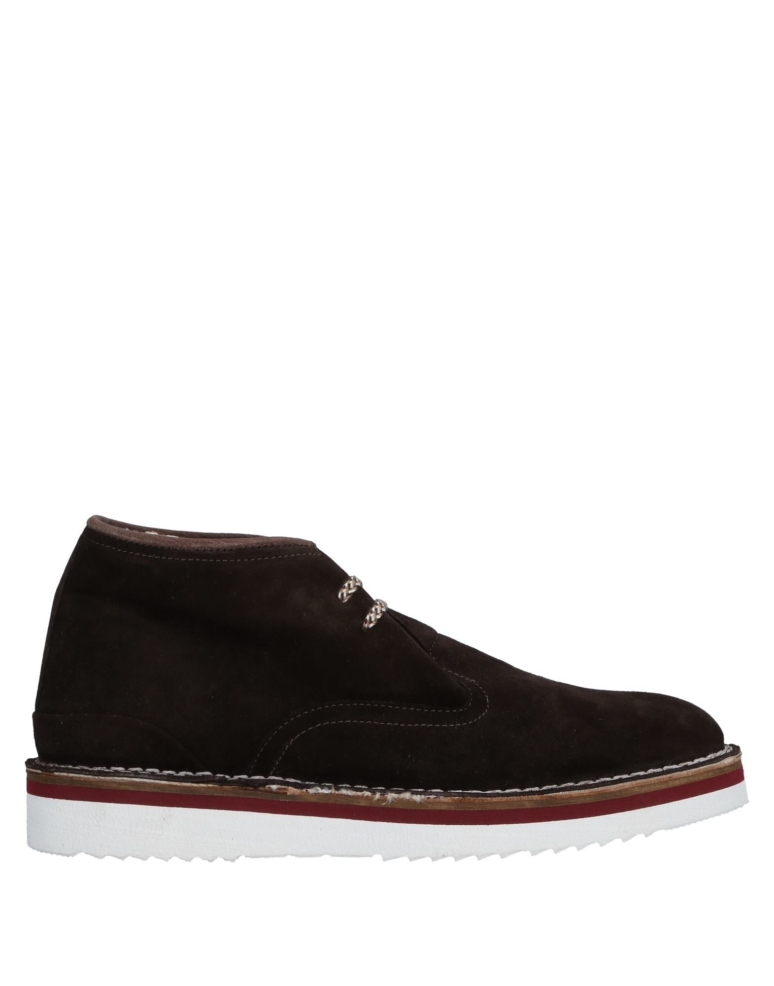 LAGOA Boots in Dark Brown