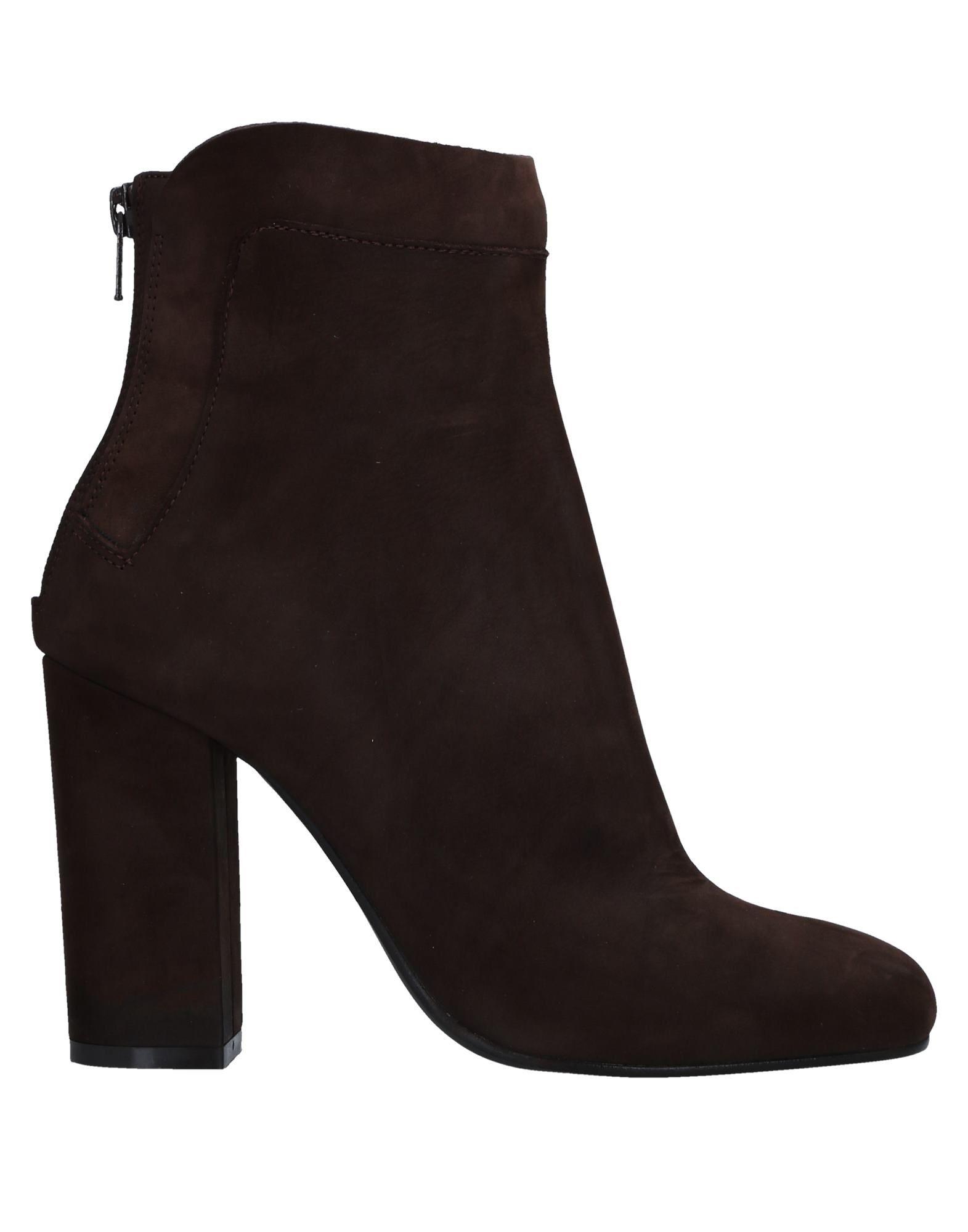 FIORIFRANCESI Ankle Boot in Dark Brown