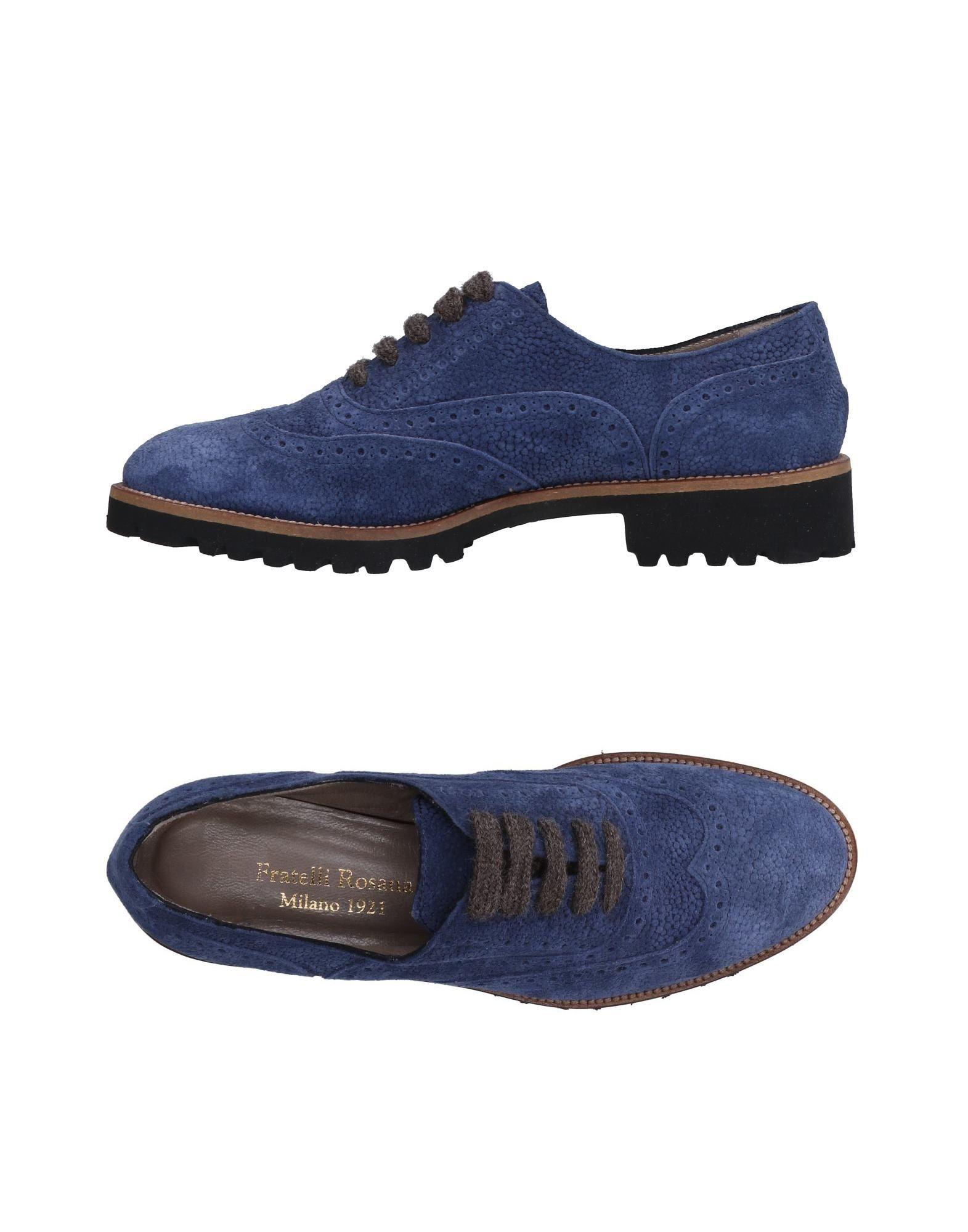 FLLI ROSANA Обувь на шнурках