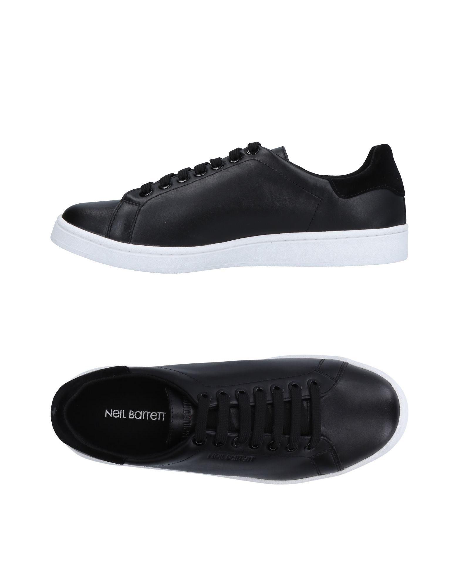 NEIL BARRETT Низкие кеды и кроссовки neil barrett низкие кеды и кроссовки