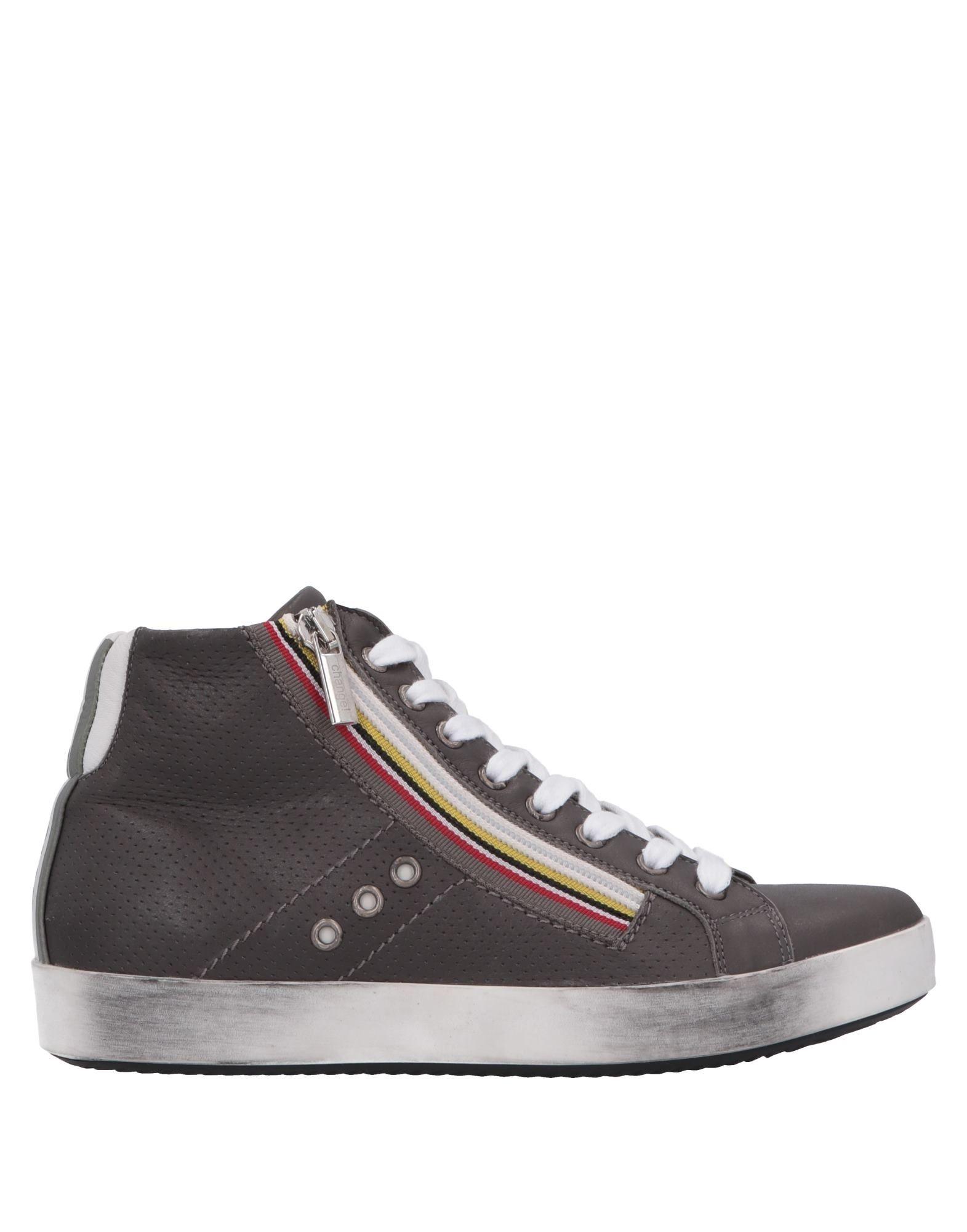 ENRICO FANTINI CHANGE! Высокие кеды и кроссовки enrico fantini низкие кеды и кроссовки