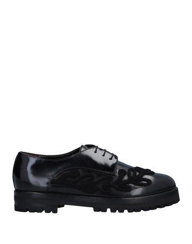 Купить Обувь на шнурках от AGL ATTILIO GIUSTI LEOMBRUNI черного цвета