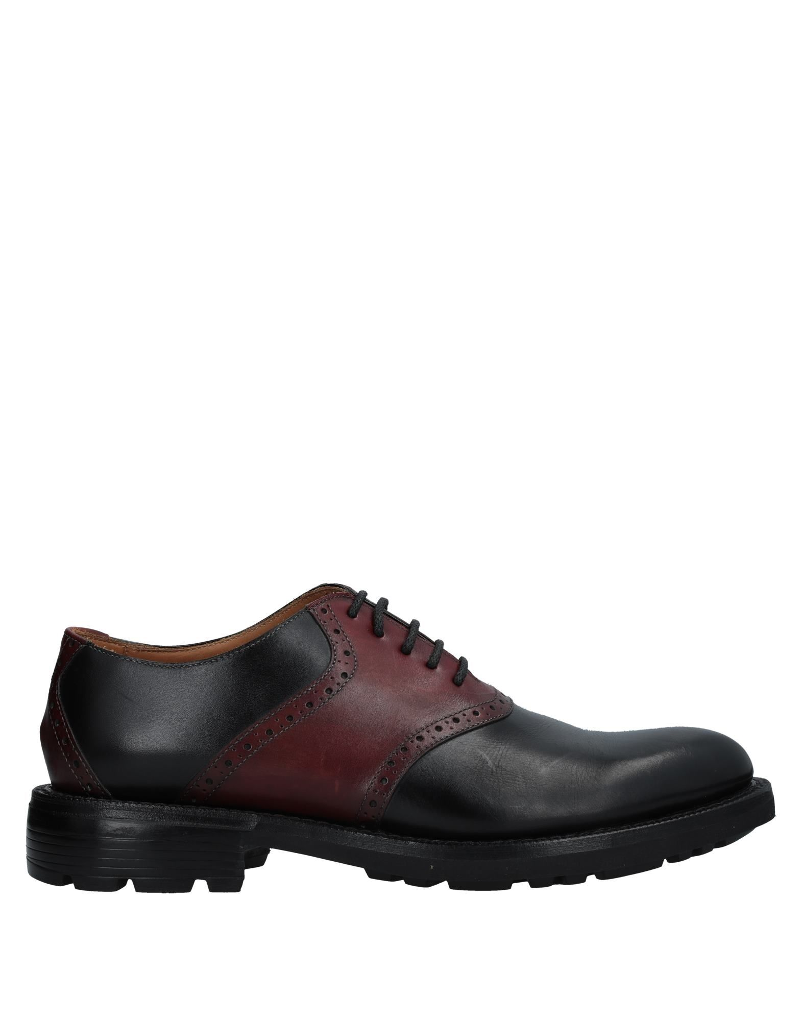 CAMPANILE Laced Shoes in Black