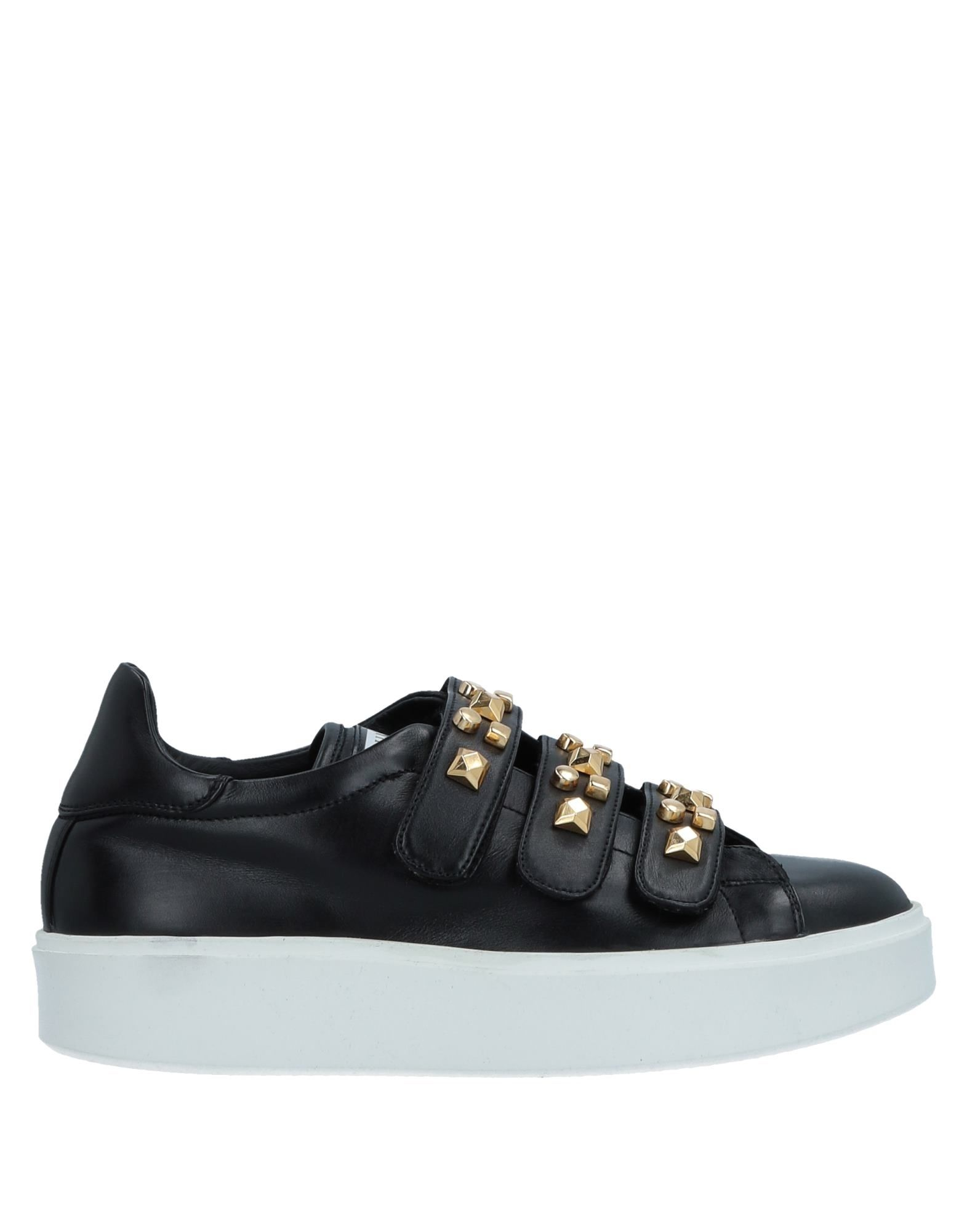 LE SILLA Sneakers in Black