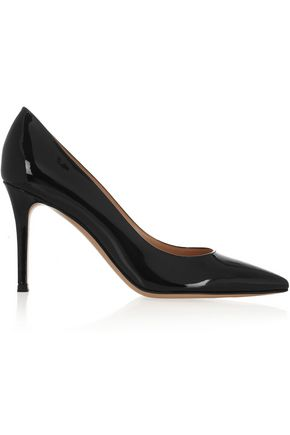 GIANVITO ROSSI Patent-leather pumps