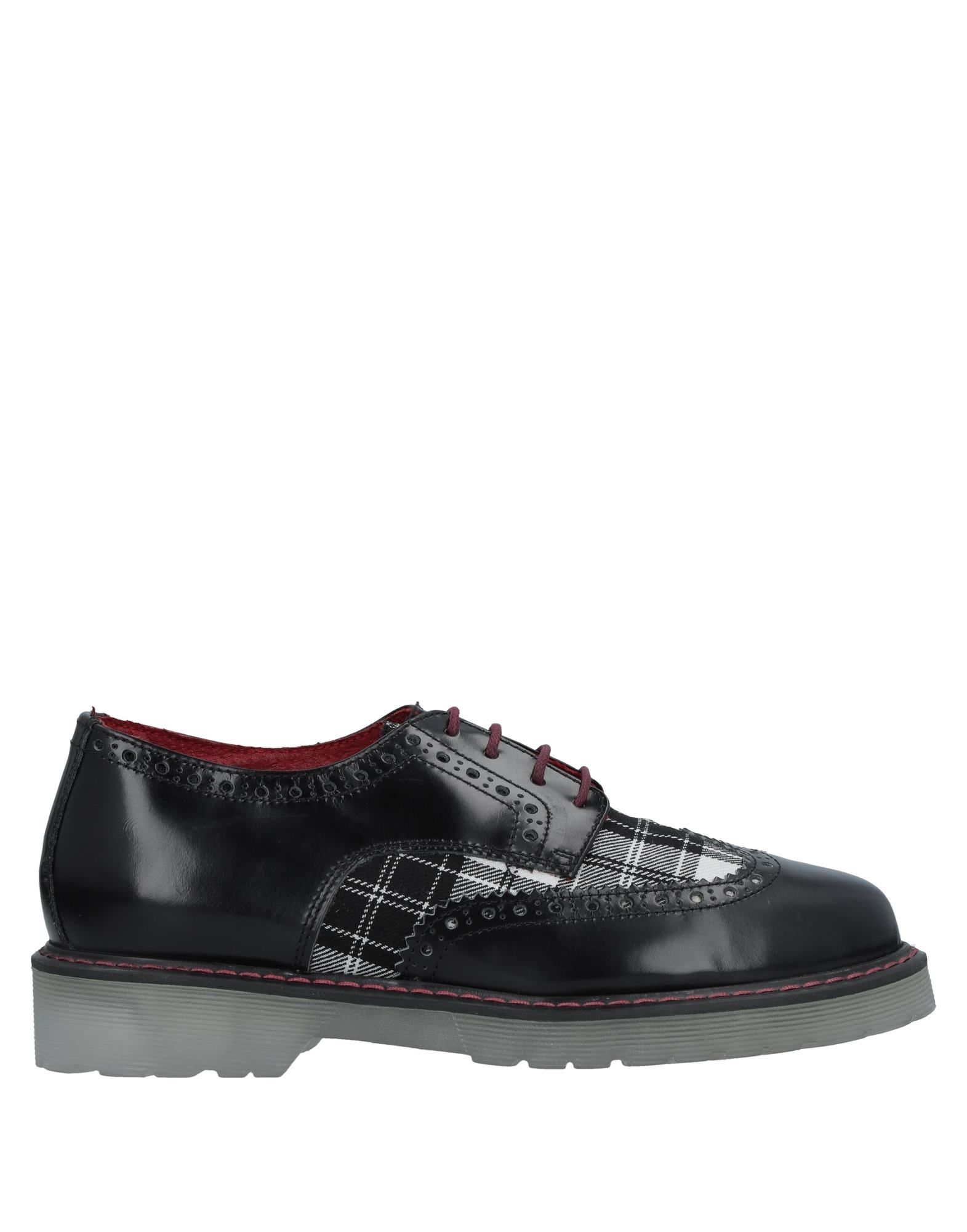 MAISON ZERO Q Обувь на шнурках цены онлайн
