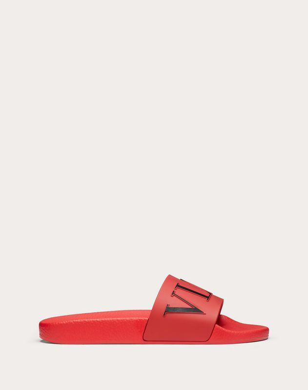 VLTN Rubber Slide Sandal