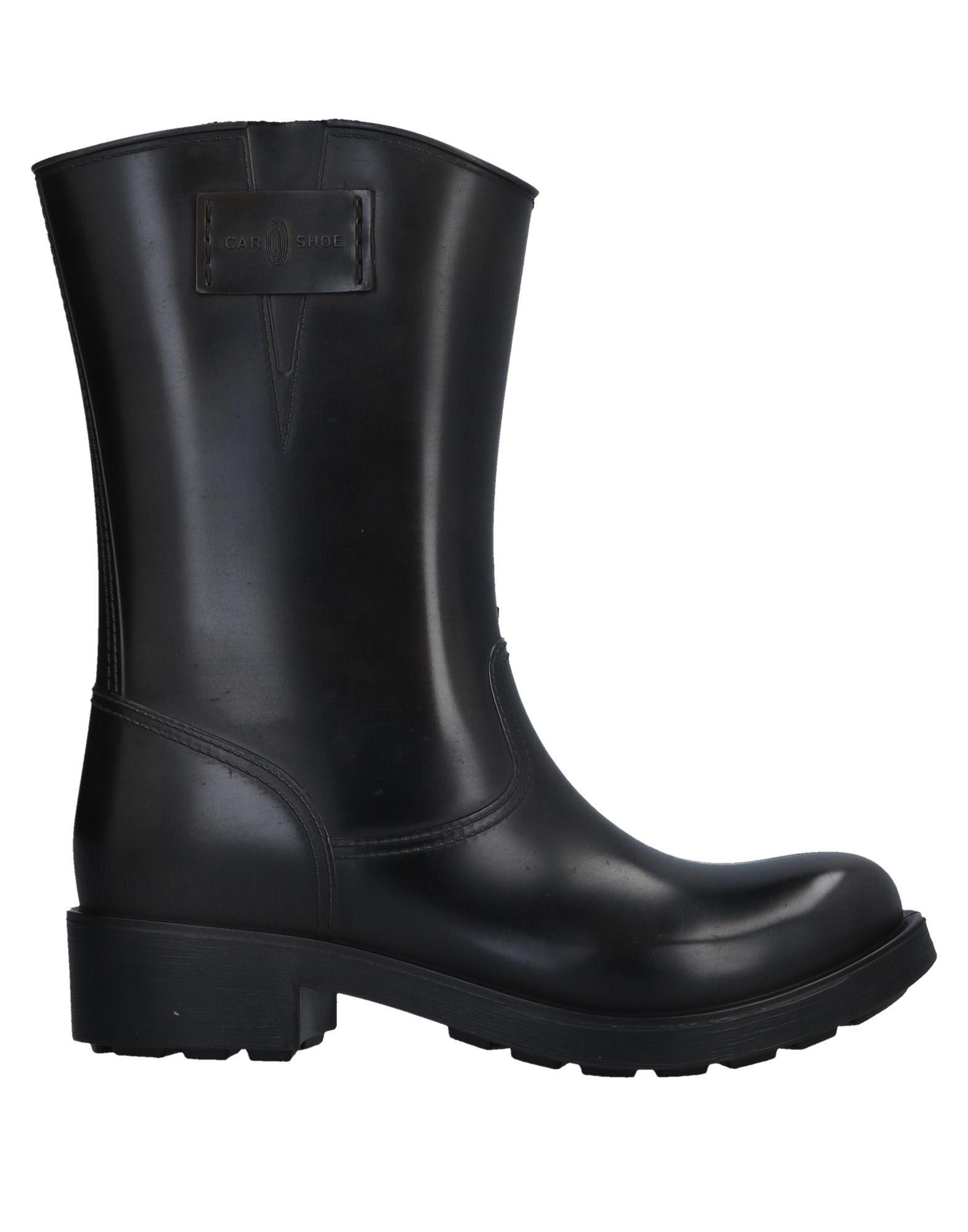 CARSHOE Полусапоги и высокие ботинки цены онлайн