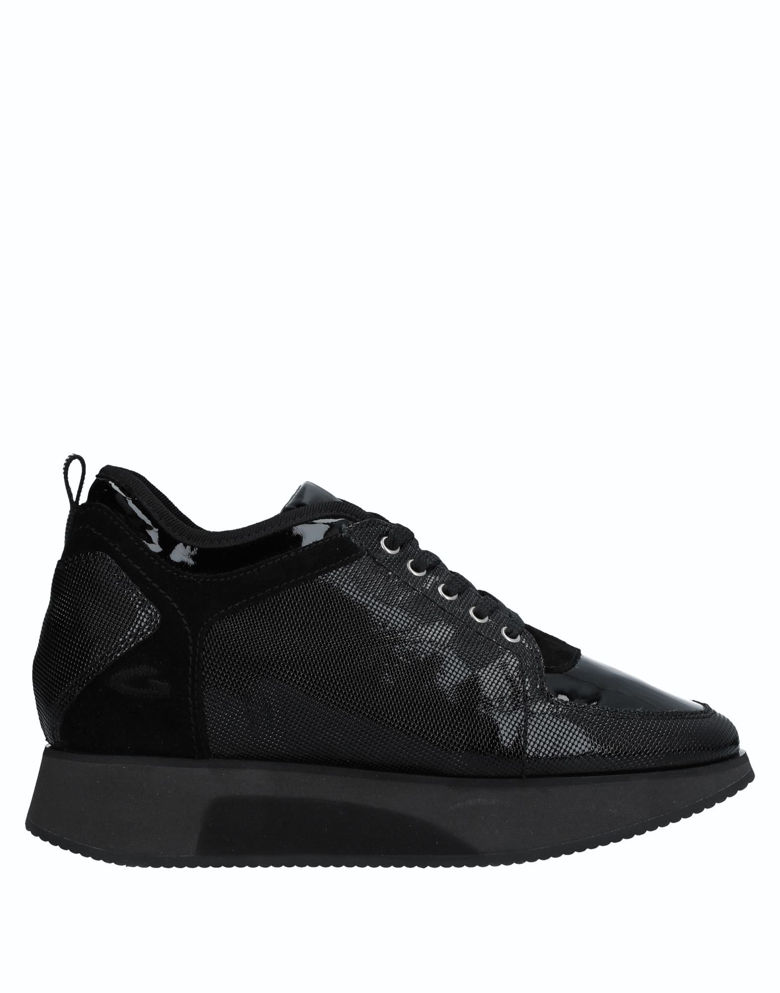 ALBERTO GUARDIANI Sneakers in Black