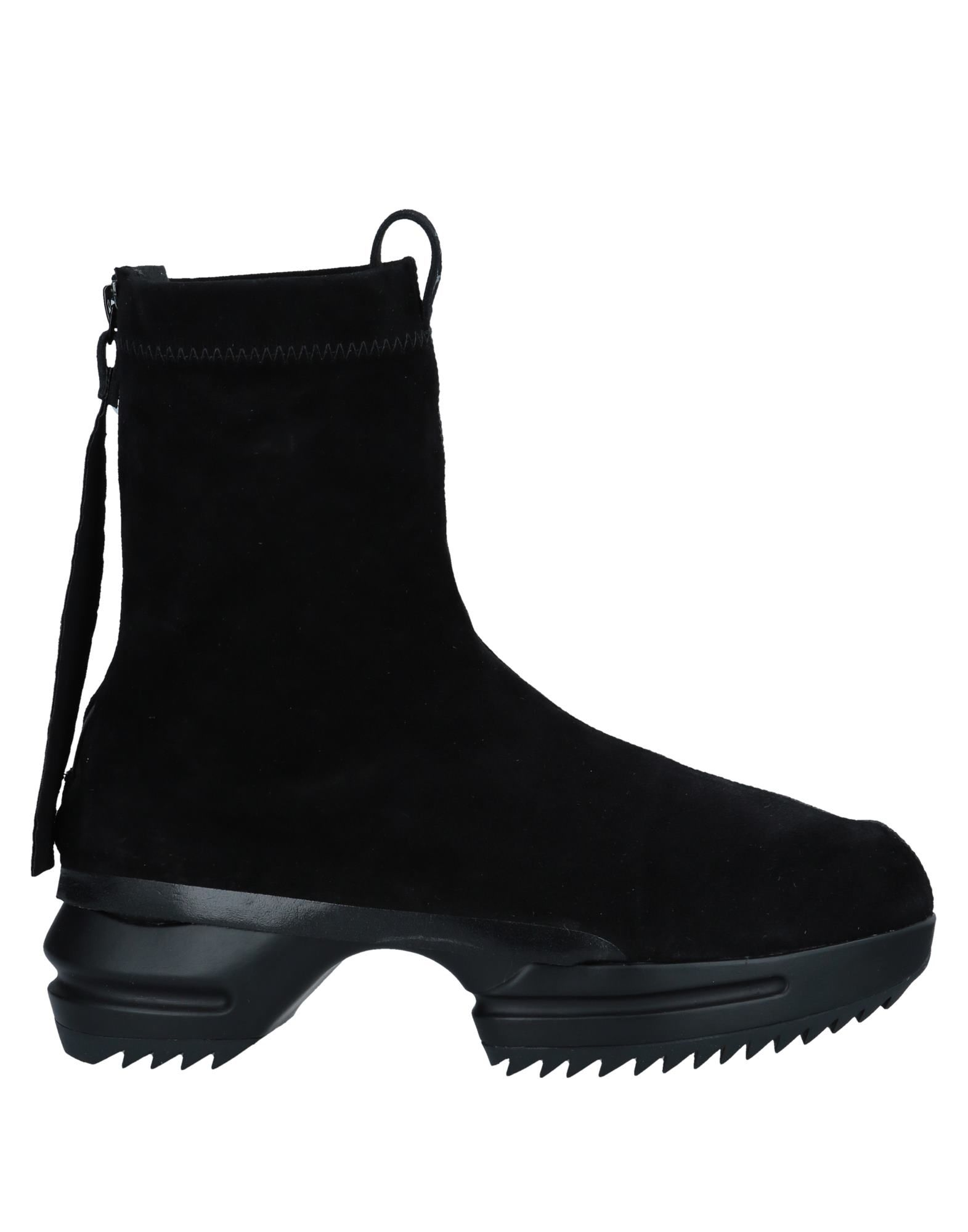 цена ADIDAS by YOHJI YAMAMOTO Полусапоги и высокие ботинки онлайн в 2017 году