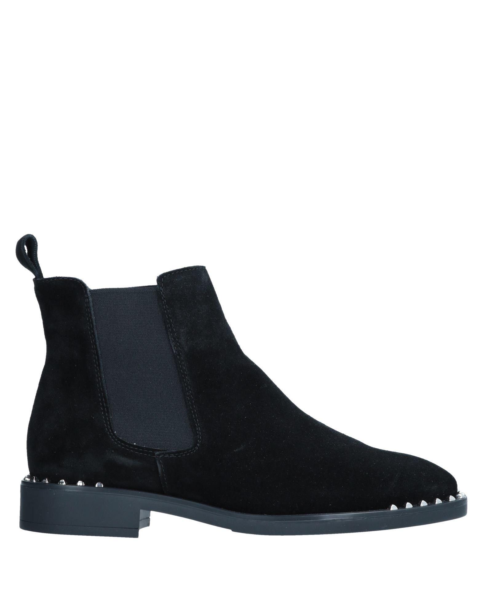 ALPE WOMAN SHOES Полусапоги и высокие ботинки rivets shoes pointed toe woman thin high heels sexy stylish 12cm black lady patent leather shoes wedding shoes pumps 2018 newest