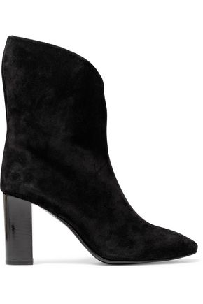 ACNE STUDIOS Ava suede ankle boots 555efb7725c63