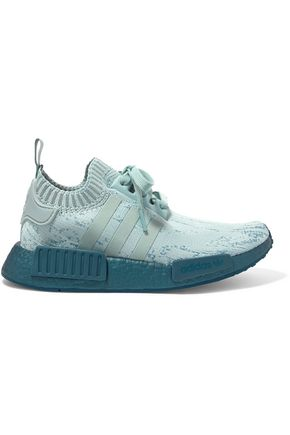 ADIDAS ORIGINALS NMD_R1 W stretch-knit sneakers