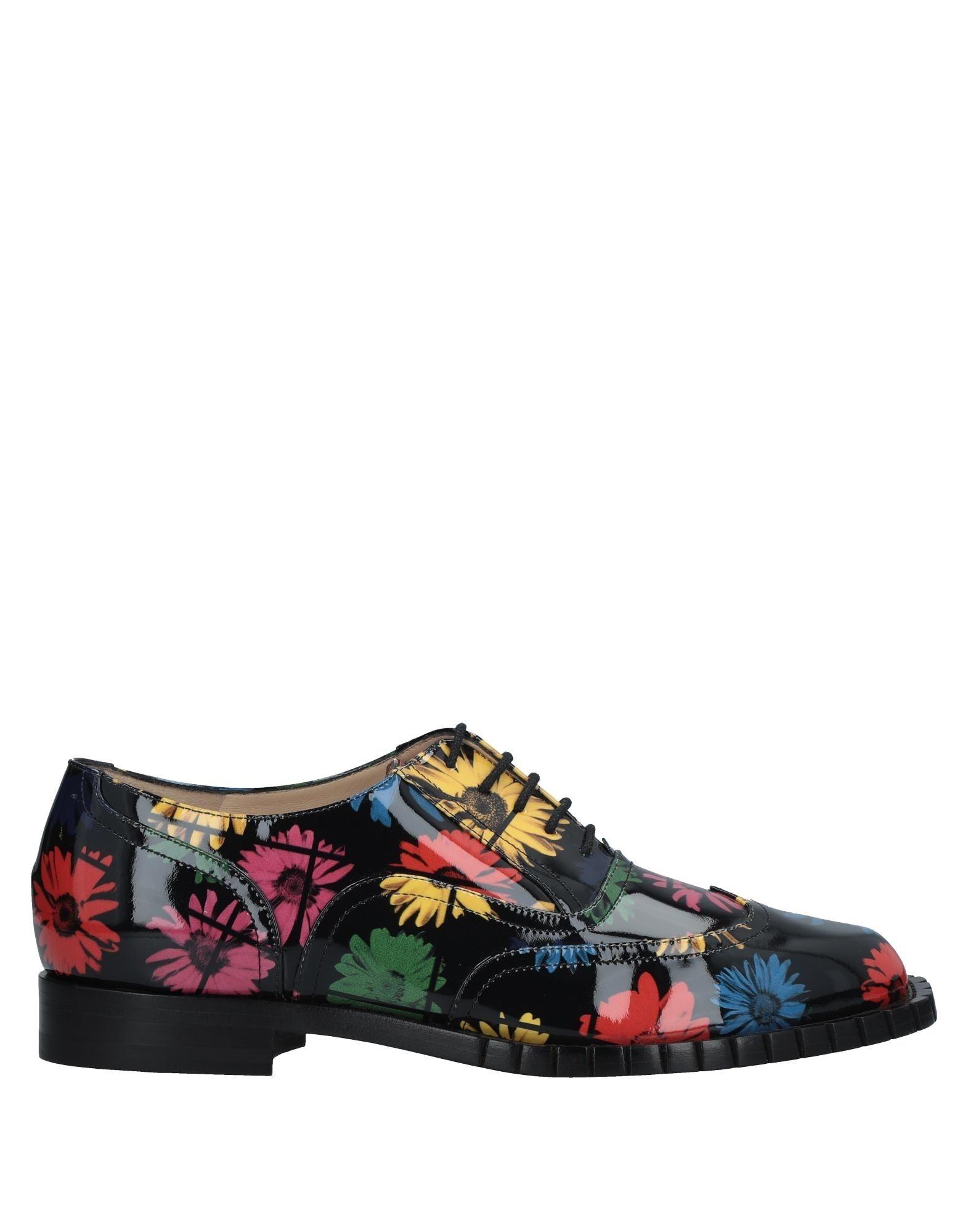 MOSCHINO Обувь на шнурках цены онлайн