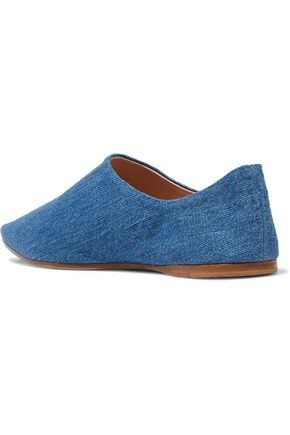 ACNE STUDIOS Amina denim slippers