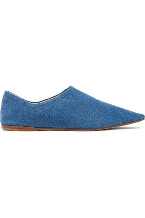 ACNE STUDIOS Amina denim slippers
