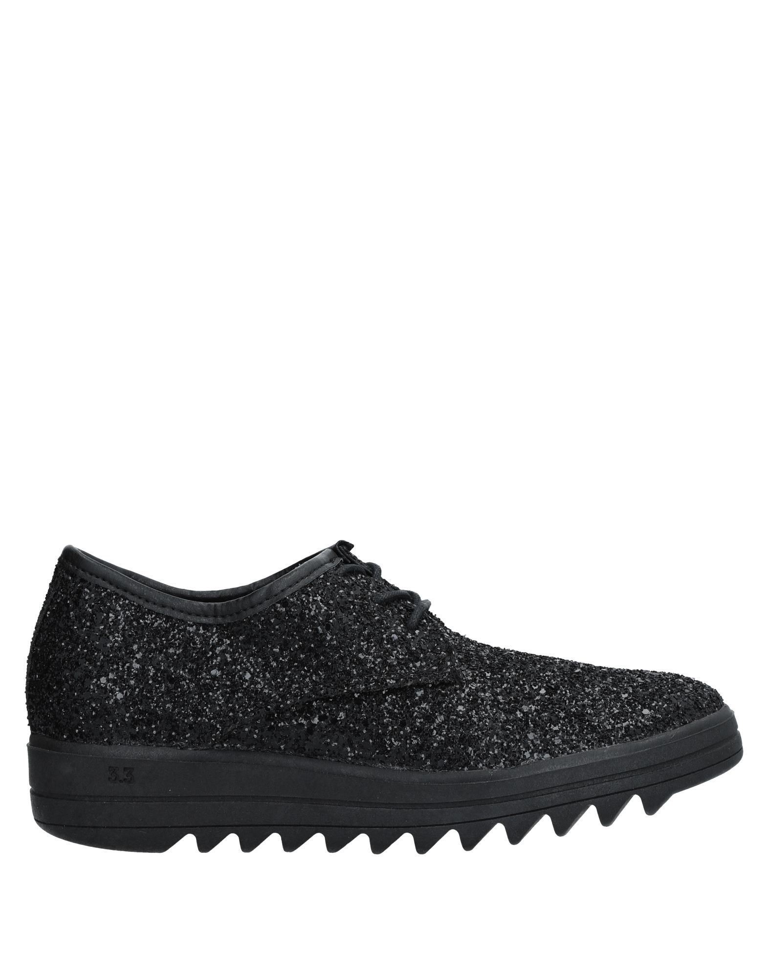 3.3 TREPUNTOTRE Обувь на шнурках repetto обувь на шнурках